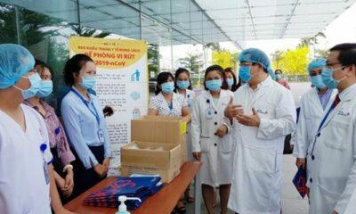 Cập nhật tình hình COVID-19 tại Việt Nam (Ngày T6 29/5): Không ghi nhận ca nhiễm nCoV mới, số người bị cách ly giảm | The Thaiger