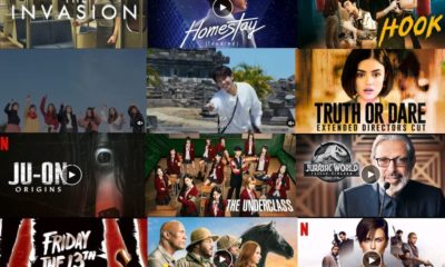 ลิสต์หนังเข้าใหม่ใน Netflix เดือนมิ.ย.-ก.ค. ทั้งไทยเทศ น่าดูมากกก | The Thaiger