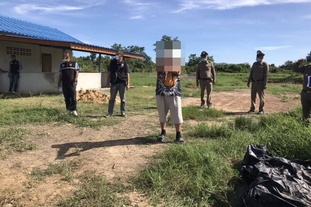 Pregnant woman dead, husband wounded over Ratchaburi land dispute | News by Thaiger