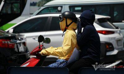Dự báo thời tiết: Bao giờ Hà Nội hết nắng nóng gay gắt? | The Thaiger