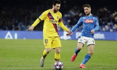 Napoli sẽ gây khó cho Barca tại lượt về Champions League 2019/2020 | Thaiger
