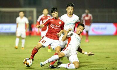 Cập nhật lịch thi đấu bóng đá, kết quả và bảng xếp hạng vòng 5 V-League: Trực tiếp SLNA vs Đà Nẵng, Hà Nội vs HAGL | Thaiger