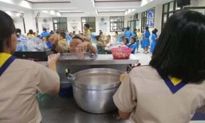 Bangkok school accused of cafeteria corruption by watchdog group | The Thaiger