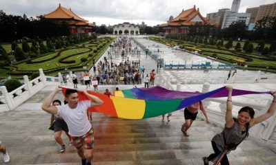 Taiwan hosts gay pride march for other countries | Thaiger