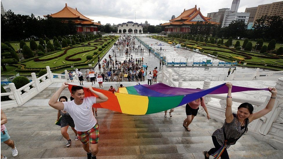 Taiwan hosts gay pride march for other countries | The Thaiger