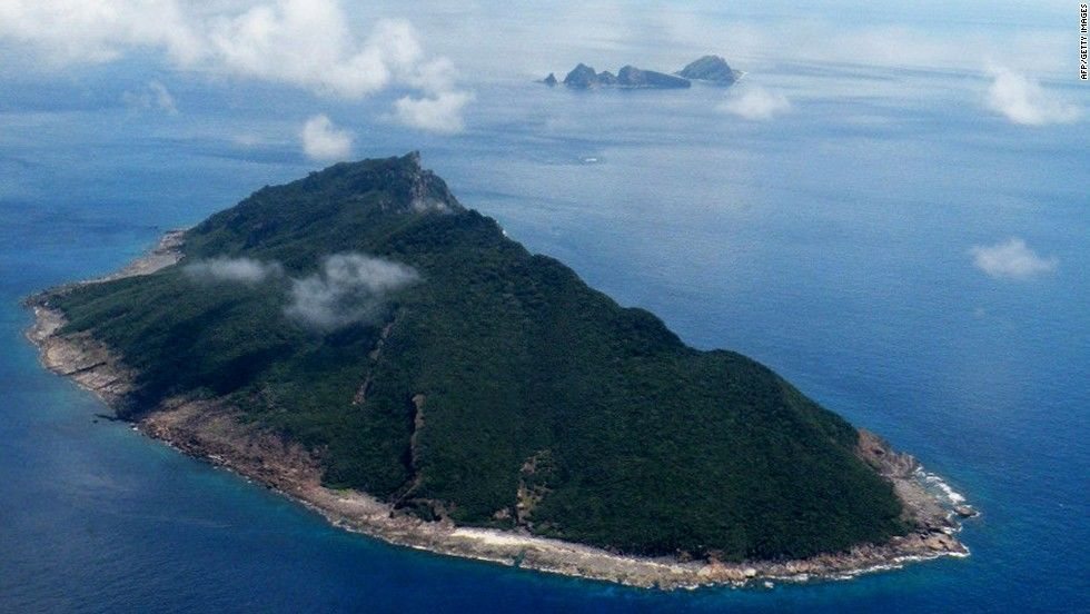 Japan and China island-rights battle heating up | The Thaiger