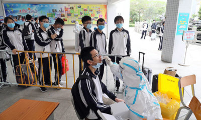 China's Covid-19 cases spike: 17 in Beijing | The Thaiger