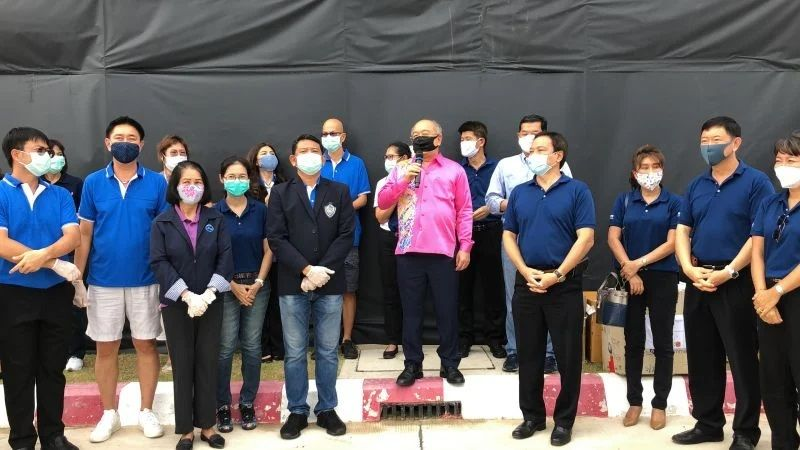 With all patients recovered, Phuket closes its Covid-19 field hospital | News by The Thaiger