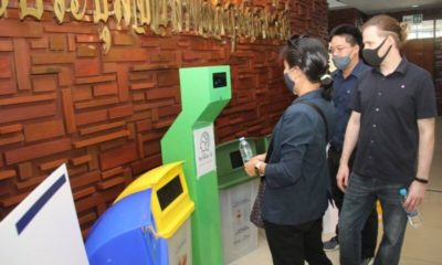 "Bang Saen plans to be a ""zero waste beach"" | The Thaiger"