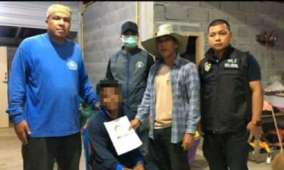 Police arrest man for robbery on 4 year old warrant | Thaiger