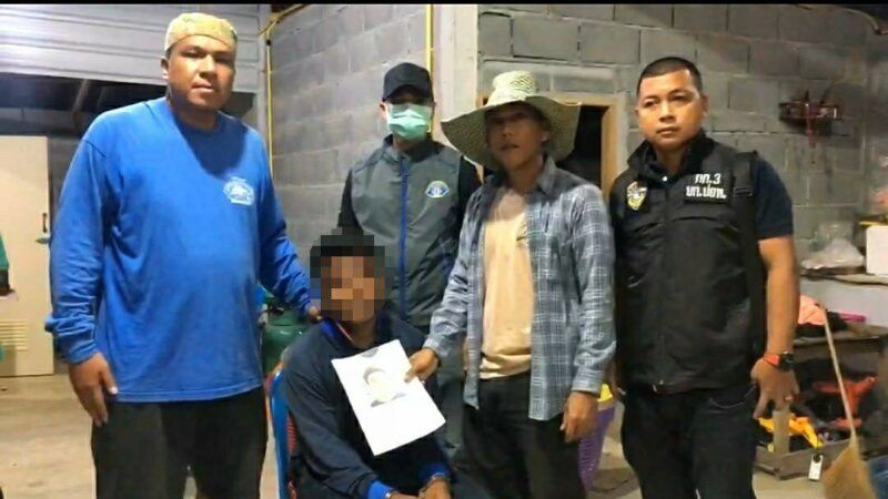 Police arrest man for robbery on 4 year old warrant | The Thaiger