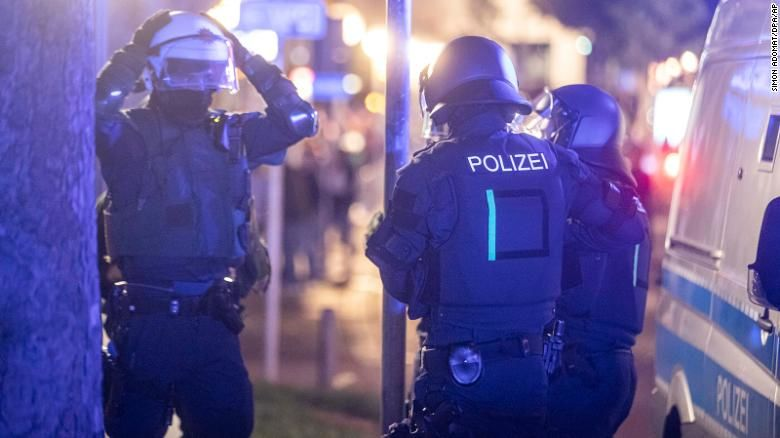 Riot in Germany causes multiple injuries and arrests | News by Thaiger