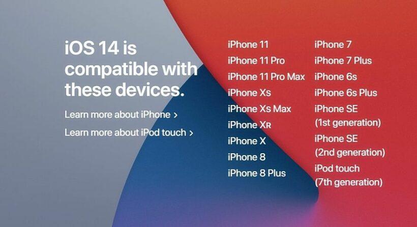 Apple ra mắt iOS 14 với nhiều cải tiến, cho phép cập nhật bản beta ngay hôm nay | News by The Thaiger