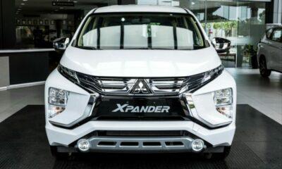 Mitsubishi Xpander 2020 ra mắt tại Việt Nam với giá chốt 630 triệu đồng | The Thaiger