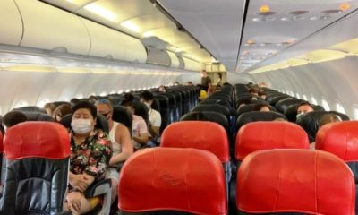 Relaxation on some social distancing measures for travel | The Thaiger