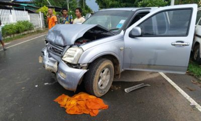 Monk chases pregnant woman and kills her in Buriram | Thaiger