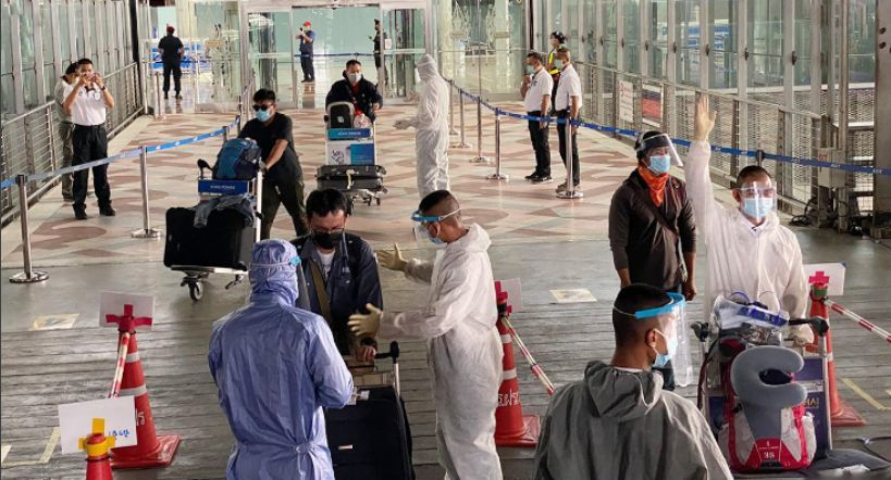 17 new Covid-19 cases in Thailand, all repatriated citizens from the Middle East | The Thaiger