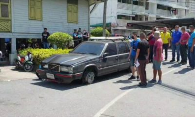 Pregnant woman dies in hit-and-run, police search for driver   Thaiger