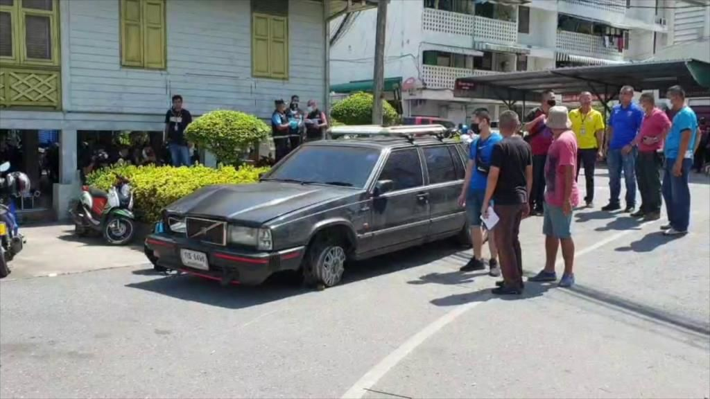 Pregnant woman dies in hit-and-run, police search for driver   The Thaiger