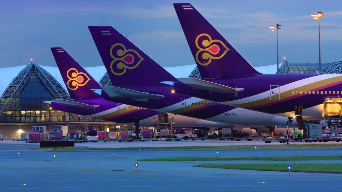 Thai Airways pushes back resumption of international services to August | The Thaiger