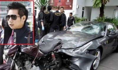 Prosecutors say it's police's duty to find wanted Red Bull heir | The Thaiger