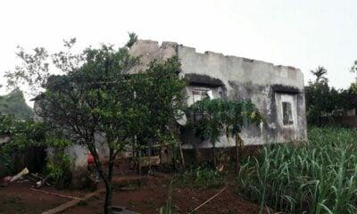 Hòa Bình: Bị mái tôn bay trúng đầu, 1 phụ nữ tử vong   The Thaiger