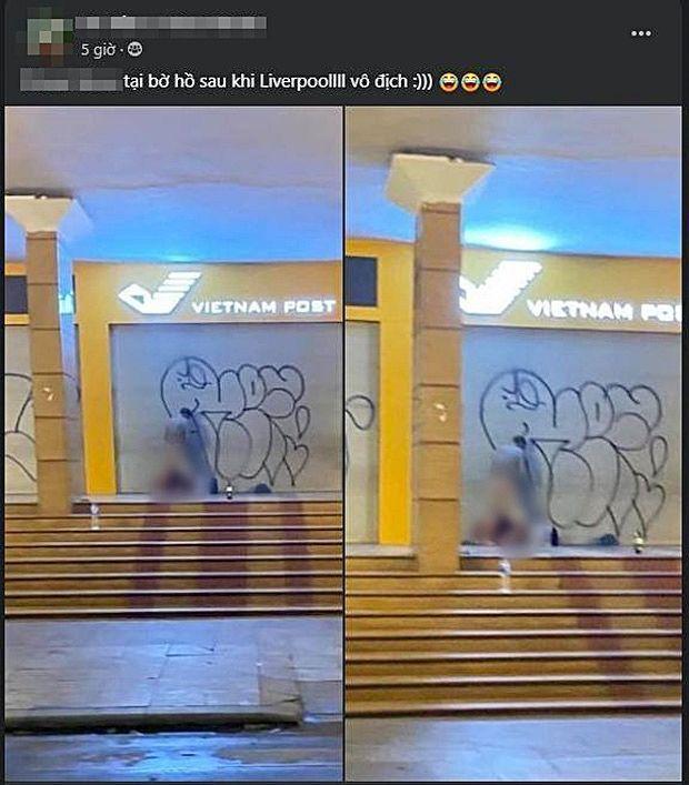Hà Nội: Cặp đôi thản nhiên làm tình trước Bưu điện Hà Nội khiến nhiều người nóng mắt | News by The Thaiger