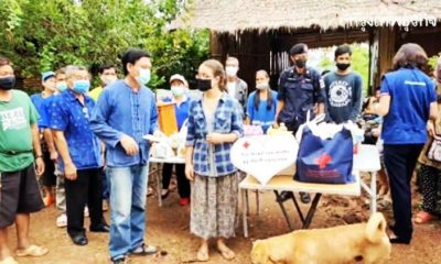 Locals support young tourist stuck at Phrae forest retreat | Thaiger