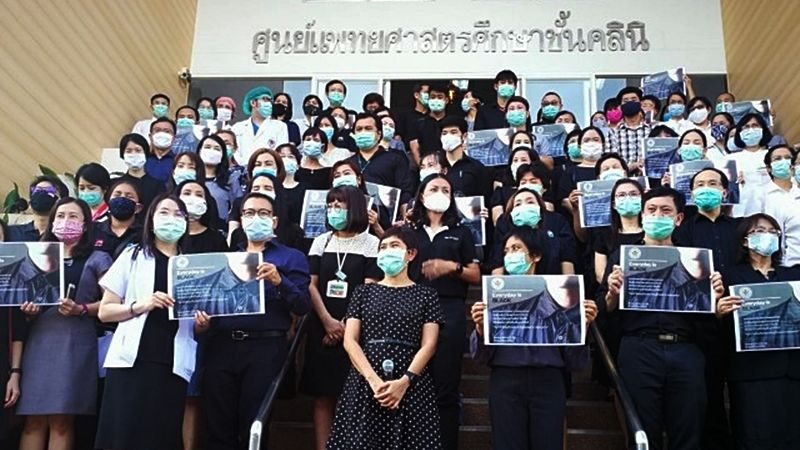 Staff at Khon Kaen hospital call for transferred director to be reinstated | News by The Thaiger