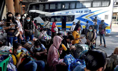Government says Cambodian workers should remain in Thailand during Covid-19 | The Thaiger