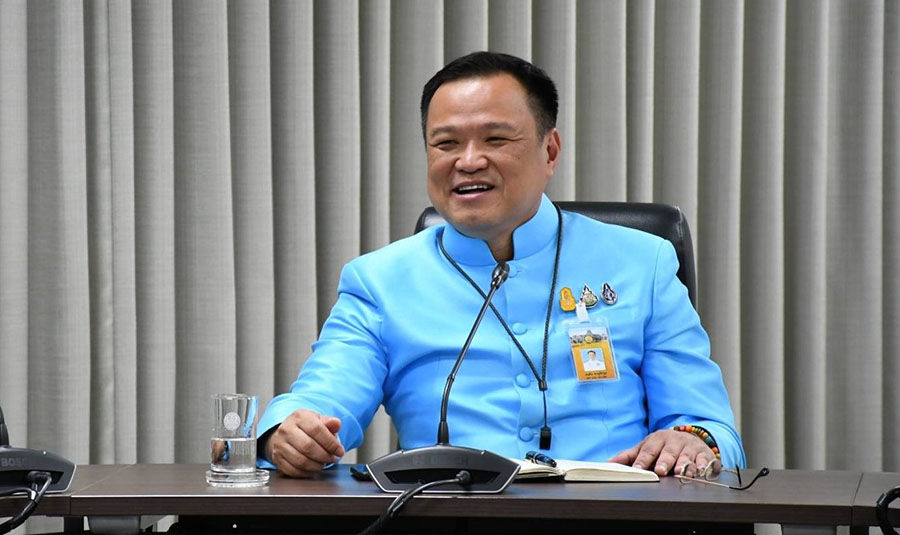 Thai Health Minister accepts chairman role with WHO Regional Committee | Thaiger