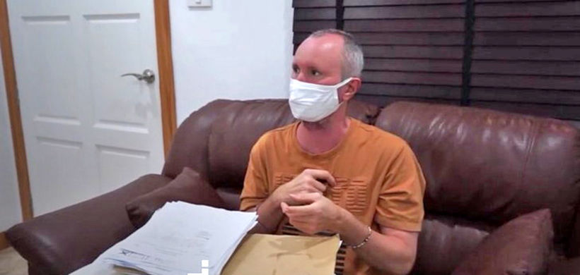 """Disabled Austrian swindled out of 10 million baht by """"girlfriend"""" 