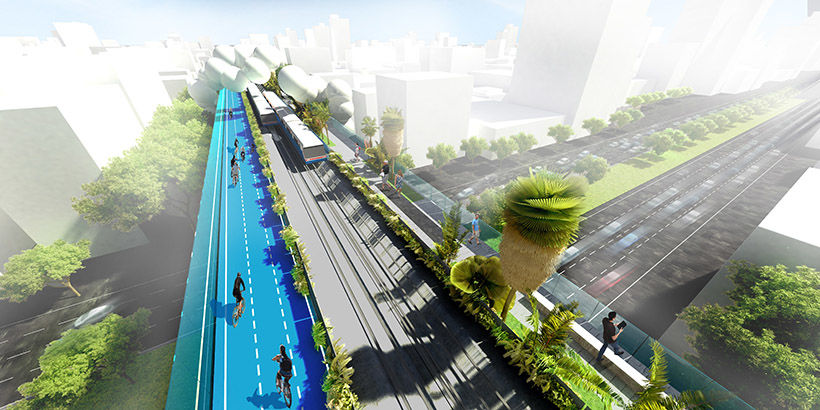 Bangkok's Skypark could inspire more green areas across the region | The Thaiger