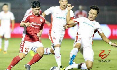 Cập nhật lịch thi đấu bóng đá, kết quả và bảng xếp hạng V-League 2020 ngày 24/6: Bình Dương vs Hà Nội FC | Thaiger