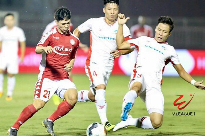 Cập nhật lịch thi đấu bóng đá, kết quả và bảng xếp hạng V-League 2020 ngày 24/6: Bình Dương vs Hà Nội FC | The Thaiger