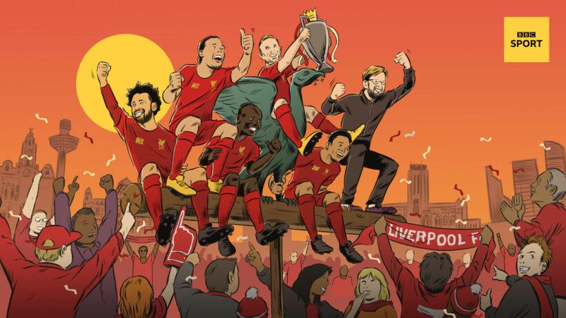 Chính thức: Liverpool vô địch Ngoại hạng Anh (Premier League) 2019/20 | News by Thaiger