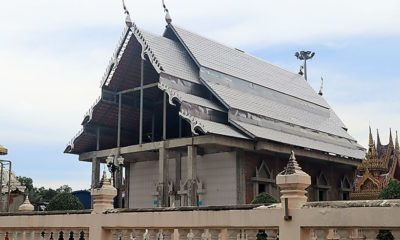Abbot hits back after criticism of 'cheap' temple makeover | Thaiger