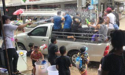 July Songkran plans pushed back to later in the year   Thaiger