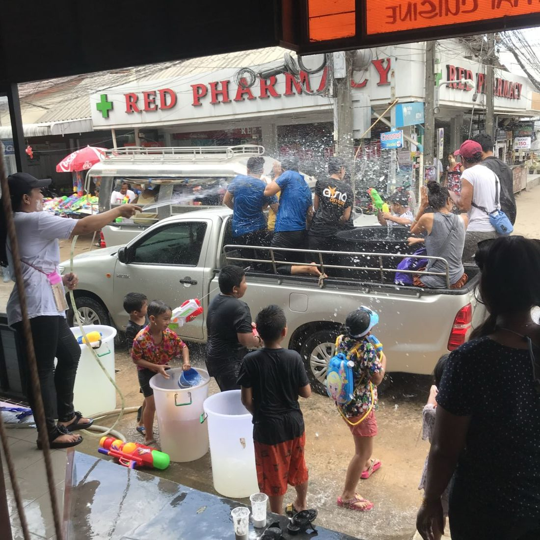July Songkran plans pushed back to later in the year | The Thaiger
