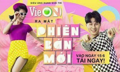 Đất Việt VAC ra mắt phiên bản mới của siêu ứng dụng giải trí VieON   Thaiger