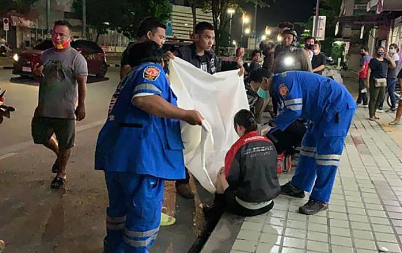 Jilted uni student throws acid on ex girlfriend | News by The Thaiger