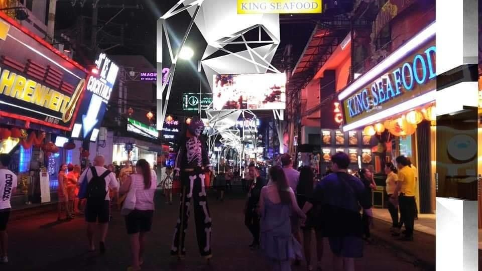 Major makeover proposed for Pattaya's Walking Street | News by The Thaiger