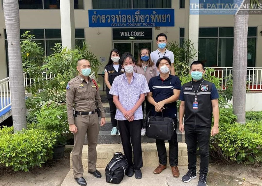 Show of support for Japanese man stranded in Pattaya | The Thaiger