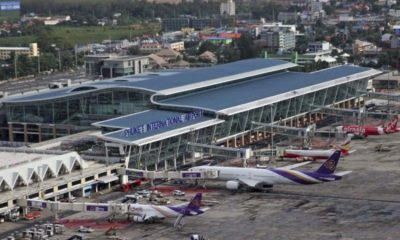 Phuket Airport is open for business. Flights available today. | The Thaiger
