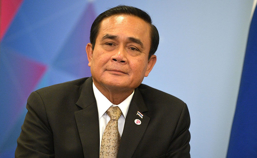 "PM urges Thai industry representatives to adjust to ""new normal"" 
