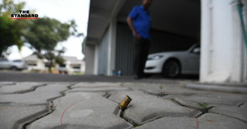 Saraburi man arrested for firing at radio station, fleeing in stolen pickup   News by Thaiger