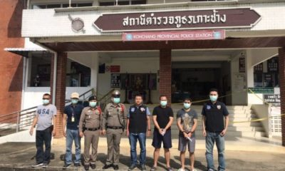 Two transnational drug smuggling gangs busted | Thaiger
