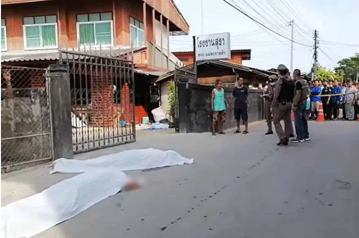 Police investigating a double murder and suicide in Lampang | News by The Thaiger