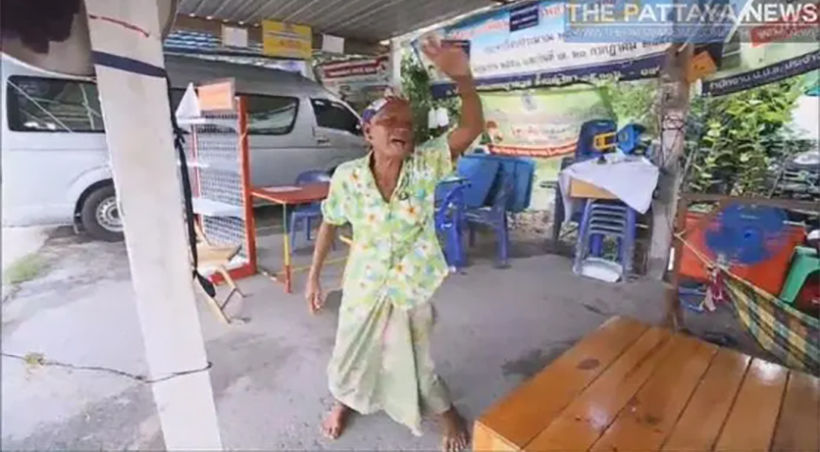 """Pattaya's """"dancing grandma"""" is alive and well, despite rumours 