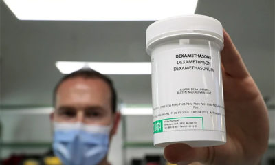 Trial shows cheap steroid could significantly reduce Covid-19 deaths – VIDEO | Thaiger